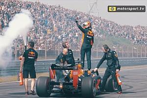 Algemeen Special feature Video: mooiste momenten van de Jumbo Racedagen driven by Max Verstappen 2018