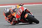 MotoGP Austin MotoGP: Marquez leads Rossi in first practice