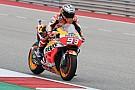MotoGP MotoGP Austin: Marquez bovenaan in warm-up