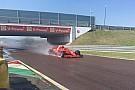Forma-1 Közel 120 kört tesztelt Kvyat a 2018-as Ferrarival pénteken