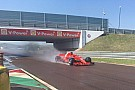 Fórmula 1 Kvyat completa su primer test con Ferrari en Fiorano