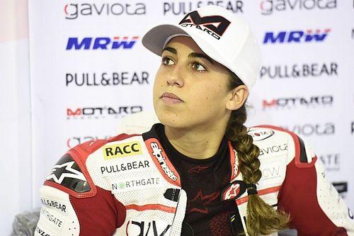 Herrera steps up to World Supersport in 2019