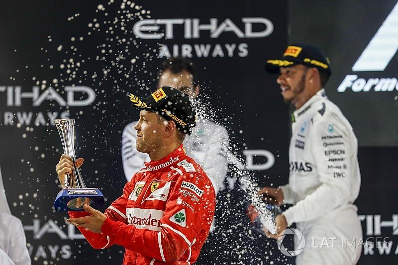 """Vettel se consola com 3º: """"não éramos rápidos o bastante"""""""