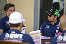 Pérez lamenta no haber conseguido podio este año con Force India