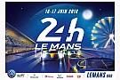 Организаторы «24 часов Ле-Мана» показали афишу гонки 2018 года