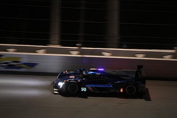 Daytona EL3 - Vautier et Bourdais les plus rapides de nuit