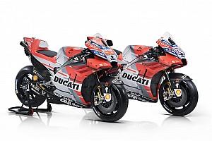 MotoGP Últimas notícias GALERIA: Todos os ângulos da nova Ducati Desmosedici GP18