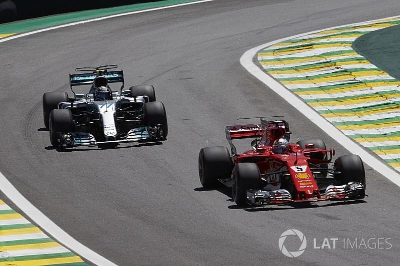 Vettel minimiza falta de ultrapassagens na F1 em 2017