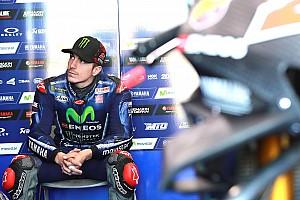 MotoGP Nieuws Viñales met handen in het haar na