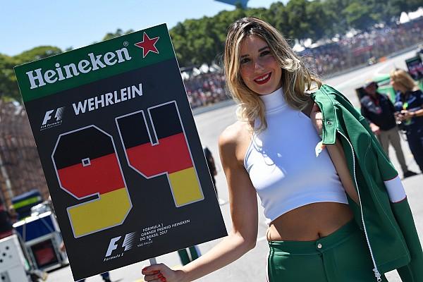 Formel 1 Formel 1 2017: Die schönsten Girls beim GP Brasilien