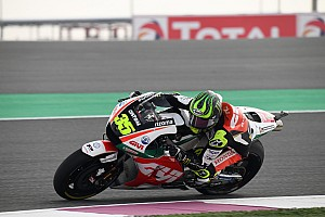 MotoGP Breaking news Daytime Qatar practice sessions