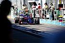 Formula 1 Toro Rosso: multati i due piloti per eccesso di velocità in pit lane