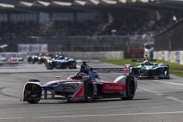 Formula E Rosenqvist, Mahindra explain costly Mexico failure