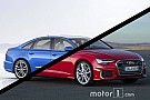 Слайдер: Audi A6 2018 року проти попередника