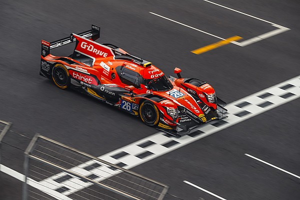 В G-Drive Racing задумались о замене пилота