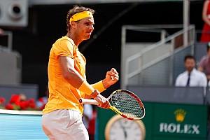 Le Mans Nieuws Tennisicoon Rafael Nadal geeft startsein 24 uur van Le Mans