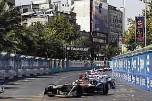 Formule E Nieuws Lotterer spaart teamgenoot: