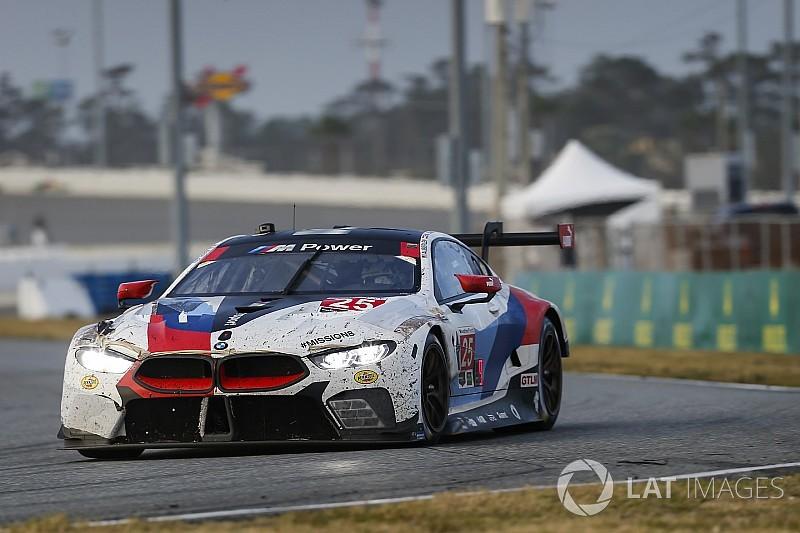 Daytona 24 órás: egy igazi szörnyeteg Amerikából - BMW M8 GTE
