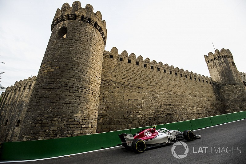 Em Baku, Leclerc foi 1º monegasco a pontuar desde 1950