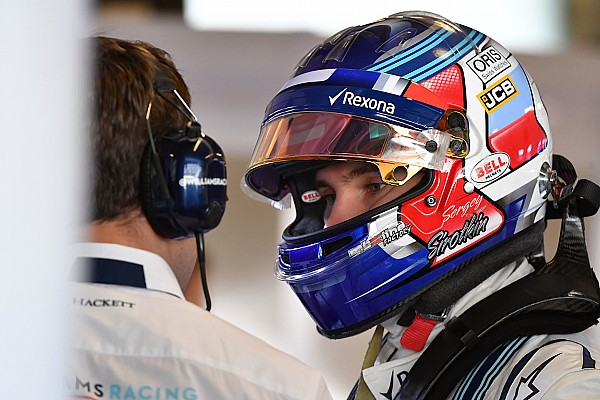 Formula 1 Breaking news Williams expects to keep Sirotkin for
