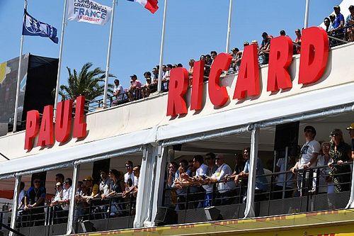 """Le GP de France, la F1 """"comme à la maison"""" pour les spectateurs suisses"""