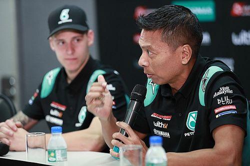 "SRT ""seemed more upset"" than Yamaha at 2020 MotoGP title loss"
