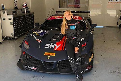 Fabienne Wohlwend encore sur le podium à Barcelone