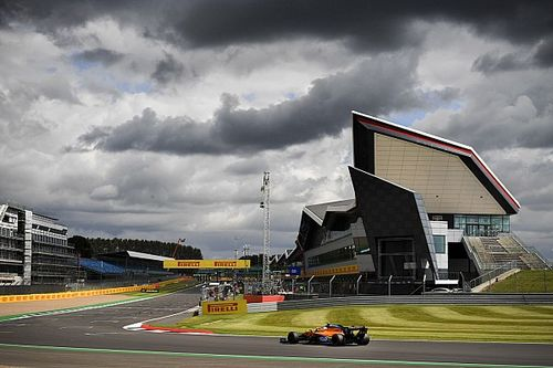 Silverstone tendrá la clasificación a última hora del viernes