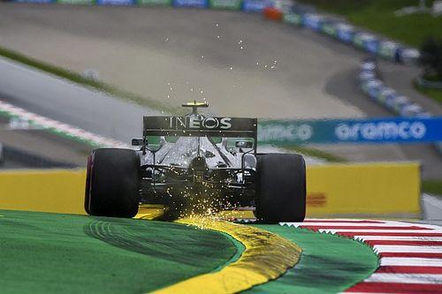 Mercedes brengt nieuwe versnellingsbakonderdelen naar Spielberg