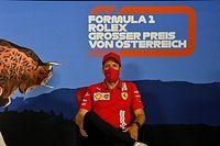 """Horner: """"Verstappen, Vettel'i takımdan görmekten mutluluk duyar fakat yerimiz yok"""""""