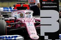 GP 70º Aniversaro de F1: parrilla con las posiciones de salida