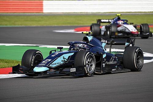 Silverstone F2: Ticktum beats Lundgaard in thriller