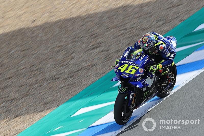Rossi veut que Yamaha soit réaliste: