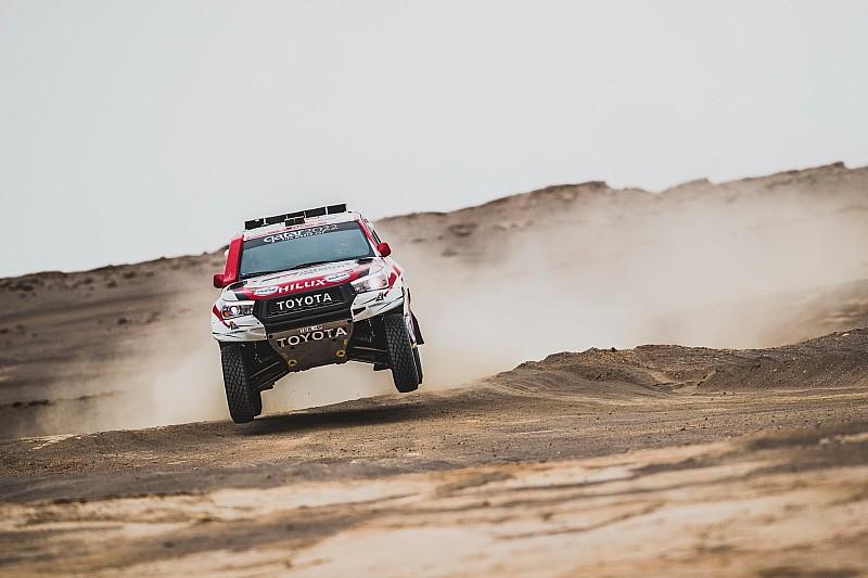 Dakar 2019, Stage 9: Al-Attiyah on verge of victory