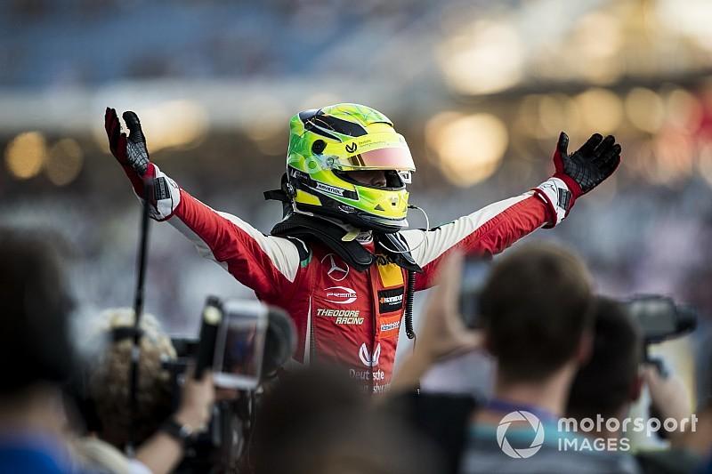 Mick Schumacher 100%-os állapotban akar bemutatkozni az F1-ben