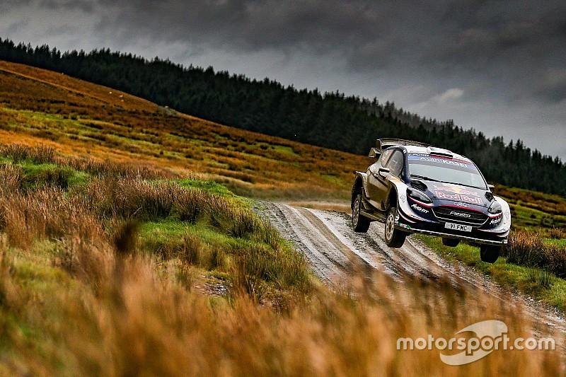 Промоутери WRC задумали змінити місце проведення Ралі Велика Британія