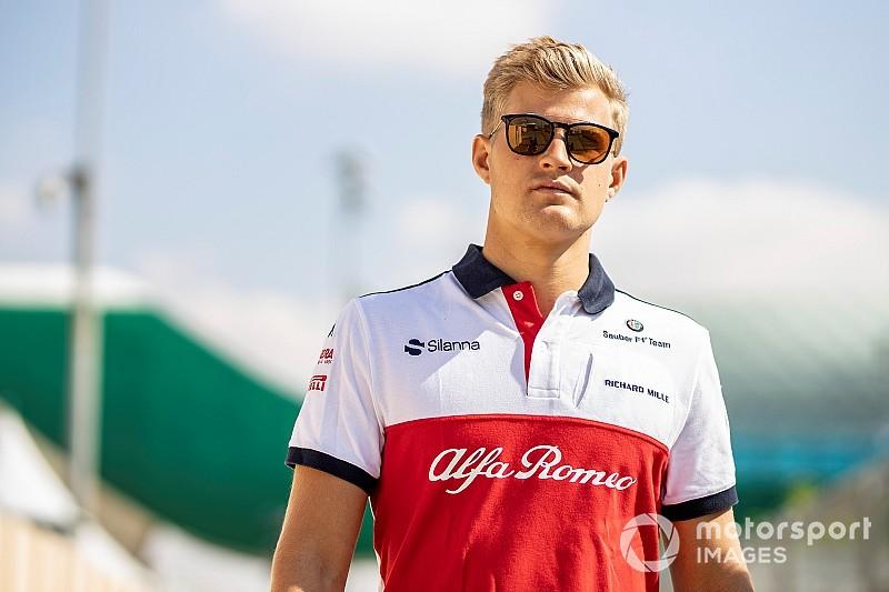"""Ericsson diz que Sauber esteve em """"modo de sobrevivência"""""""