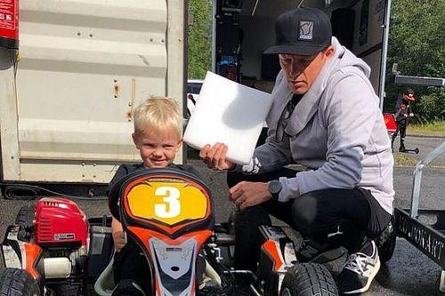 Raikkonen çocuklarını motor sporlarında kariyer yapmaları konusunda zorlamayacak