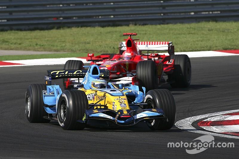 Michelin ofrecería a F1