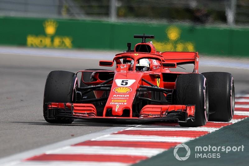 Vettel hadert nach schlechtem Freitag: