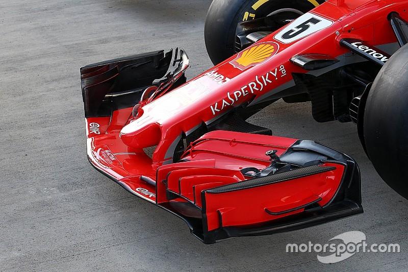 Technik: Ferrari zündet großes Update gegen WM-Niederlage