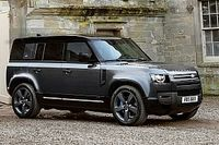 Land Rover monta un V8 sulla nuova Defender e tira fuori 525 CV