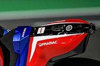 ¿Por qué el logo de la F1 aparece en la Ducati de MotoGP?