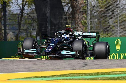 艾米利亚·罗马涅大奖赛FP2:博塔斯继续居首,维斯塔潘遭遇赛车故障