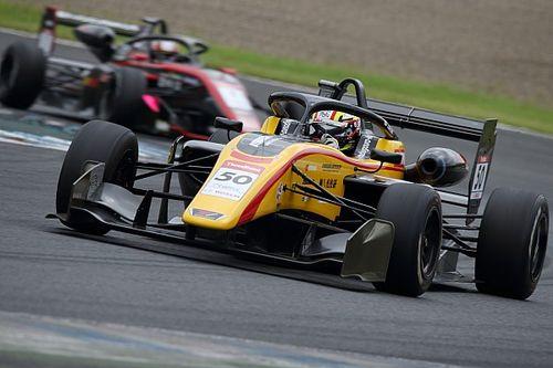 Natori beats Alesi to Super Formula Lights title