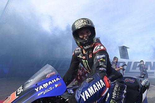 MotoGP: Quartararo ist Weltmeister - Marquez siegt nach Bagnaia-Sturz