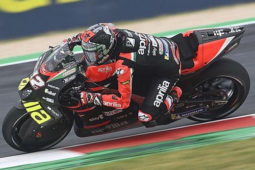 Vinales feels he had podium pace in Misano MotoGP