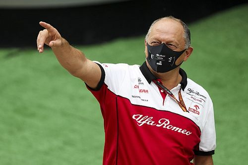 Why Alfa's boss is up to the task of securing a stronger F1 future