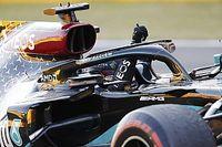 Hamilton: Kans om zegerecord te evenaren 'lijkt niet echt'