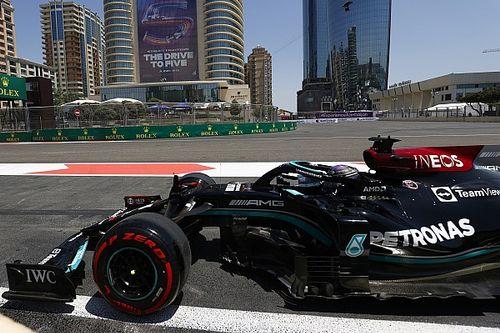 """F1: Wolff diz que """"dois fins de semana muito ruins"""" não farão Mercedes mudar planos de 2022"""
